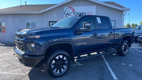 2020 Chevrolet Silverado 2500HD for sale at Action Motor Sales in Gaylord MI