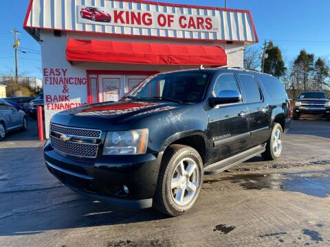 2008 Chevrolet Suburban for sale at King of Cars LLC in Bowling Green KY
