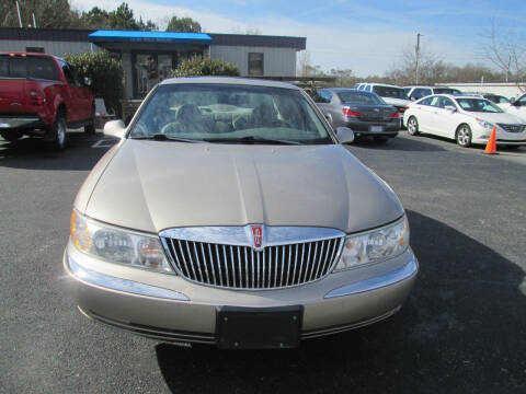 2001 Lincoln Continental for sale at Olde Mill Motors in Angier NC