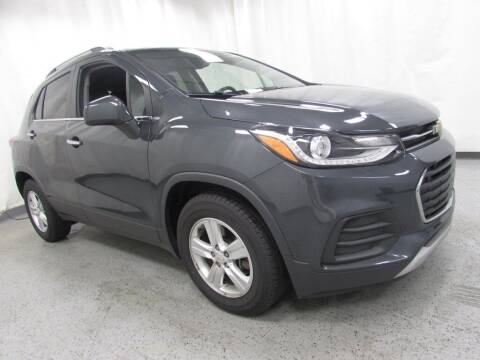 2017 Chevrolet Trax for sale at MATTHEWS HARGREAVES CHEVROLET in Royal Oak MI