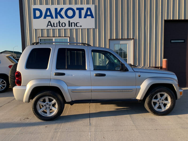2005 Jeep Liberty for sale in Dakota City, NE