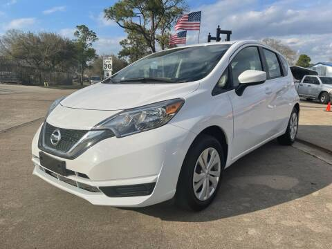 2019 Nissan Versa Note for sale at Newsed Auto in Houston TX