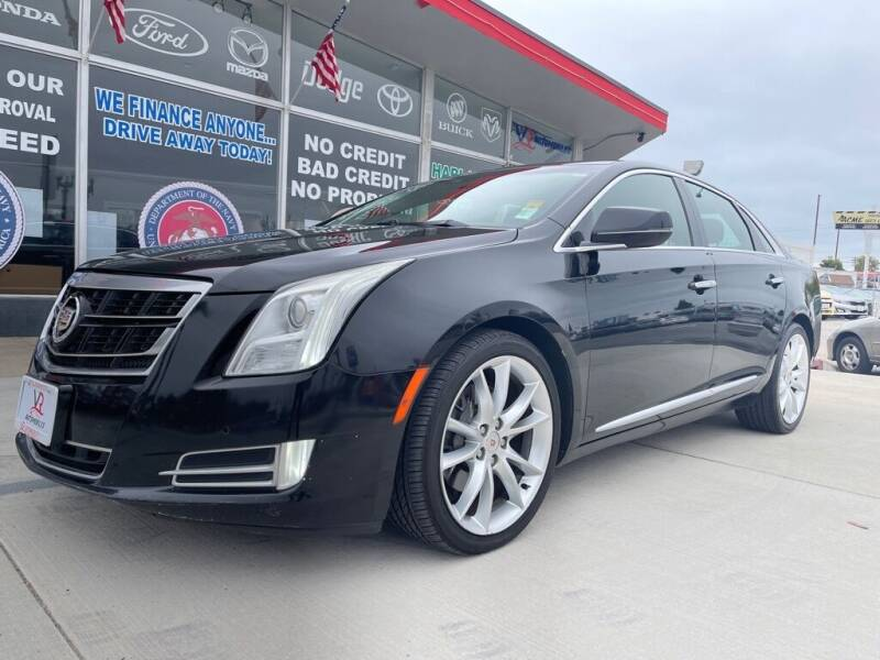 2014 Cadillac XTS for sale at VR Automobiles in National City CA