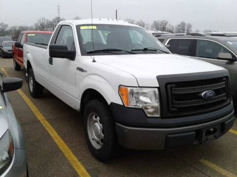 2013 Ford F-150 for sale at Government Fleet Sales in Kansas City MO