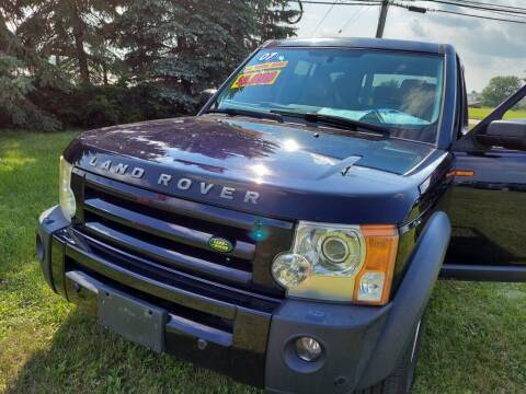 2007 Land Rover LR3 for sale at Car Connection in Yorkville IL