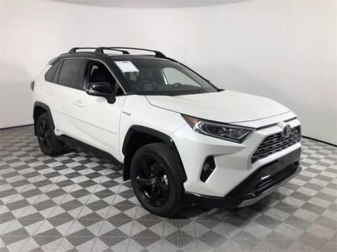 2020 Toyota RAV4 Hybrid for sale at Allen Turner Hyundai in Pensacola FL