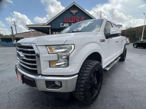 2017 Ford F-150 for sale at LUNA CAR CENTER in San Antonio TX