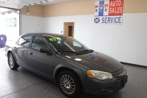 2005 Chrysler Sebring for sale at 777 Auto Sales and Service in Tacoma WA