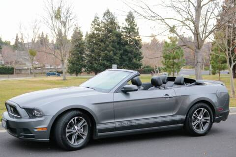 2014 Ford Mustang for sale at California Diversified Venture in Livermore CA