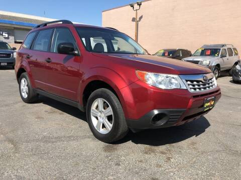 2011 Subaru Forester for sale at Cars 2 Go in Clovis CA