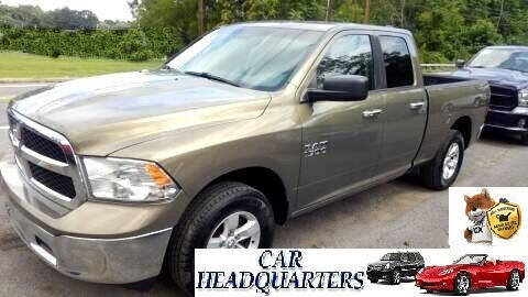 2013 RAM Ram Pickup 1500 for sale at CAR  HEADQUARTERS in New Windsor NY
