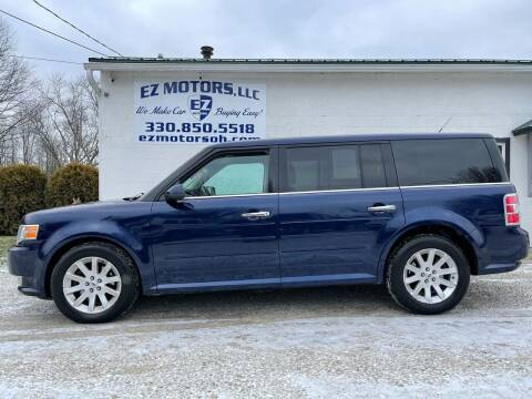 2011 Ford Flex for sale at EZ Motors in Deerfield OH
