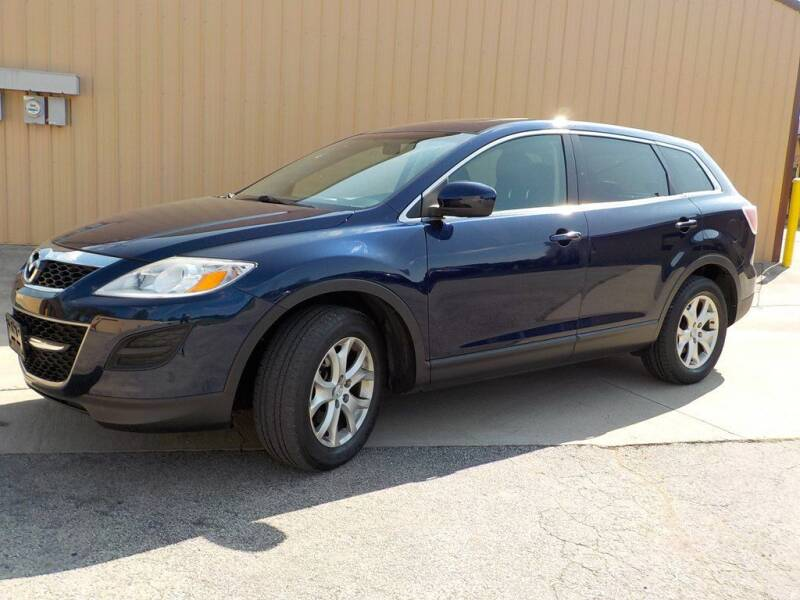 2012 Mazda CX-9 for sale at Automotive Locator- Auto Sales in Groveport OH