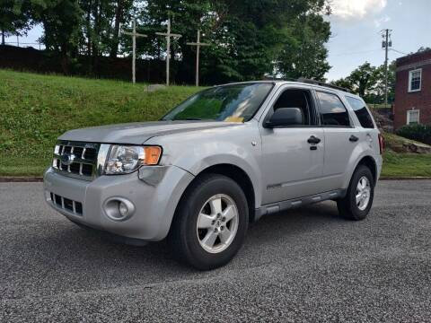 2008 Ford Escape for sale at Auto Titan - BUY HERE PAY HERE in Knoxville TN