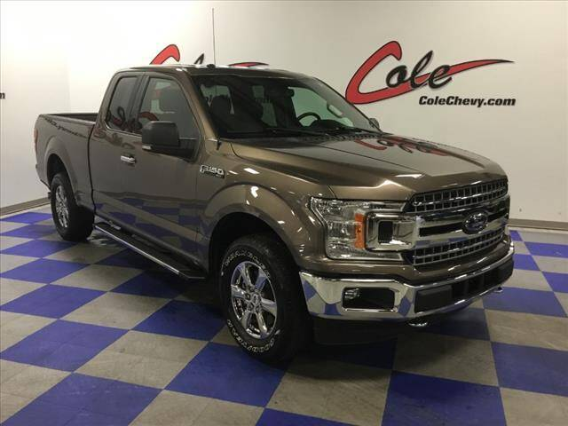2018 Ford F-150 for sale at Cole Chevy Pre-Owned in Bluefield WV