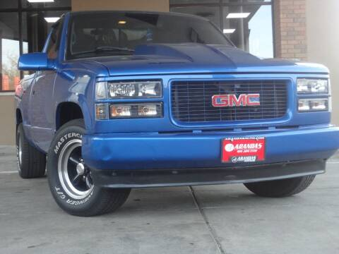 1995 GMC Sierra 1500 for sale at Arandas Auto Sales in Milwaukee WI