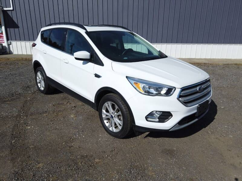 2018 Ford Escape for sale at RS Motors in Falconer NY