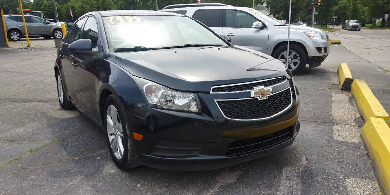 2014 Chevrolet Cruze for sale at D and D All American Financing in Warren MI