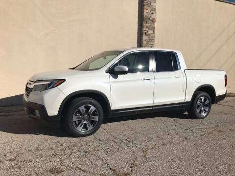 2019 Honda Ridgeline for sale at Rick's Auto Clinic Inc. in Raytown MO