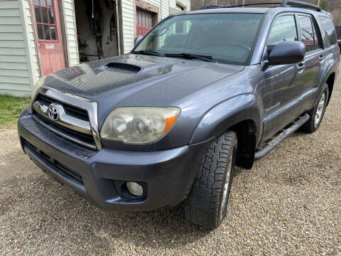 2007 Toyota 4Runner for sale at Richard C Peck Auto Sales in Wellsville NY