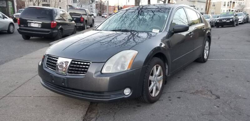 2006 Nissan Maxima for sale at Motor City in Roxbury MA