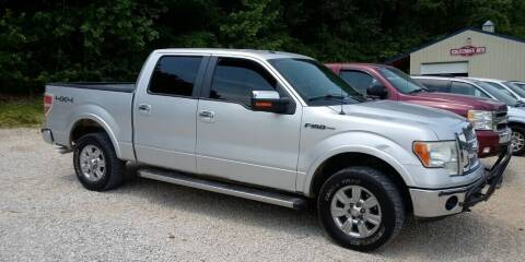 2010 Ford F-150 for sale at Schlotzhauer Auto in Gravois Mills MO