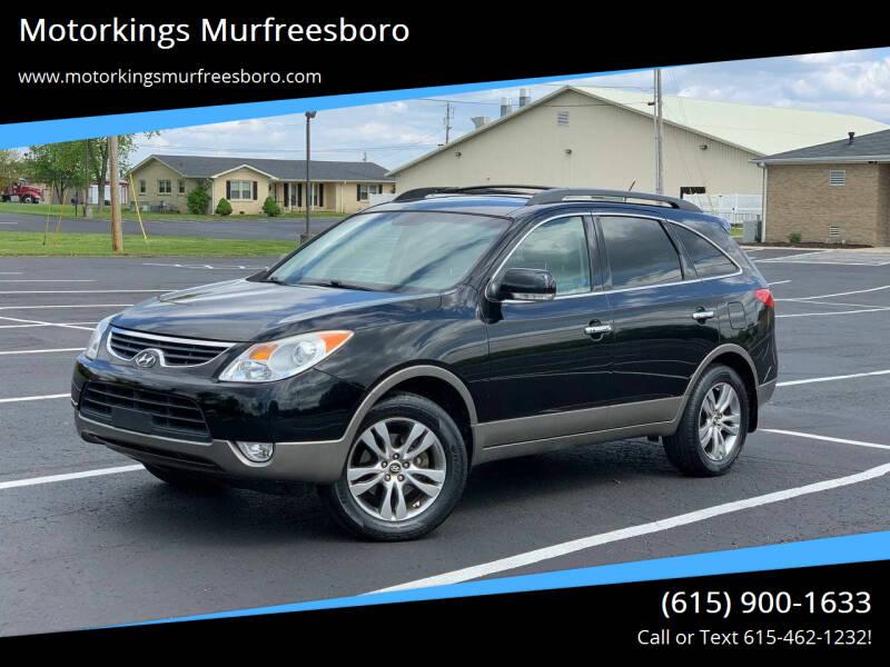 2012 Hyundai Veracruz for sale at Motorkings Murfreesboro in Murfreesboro TN