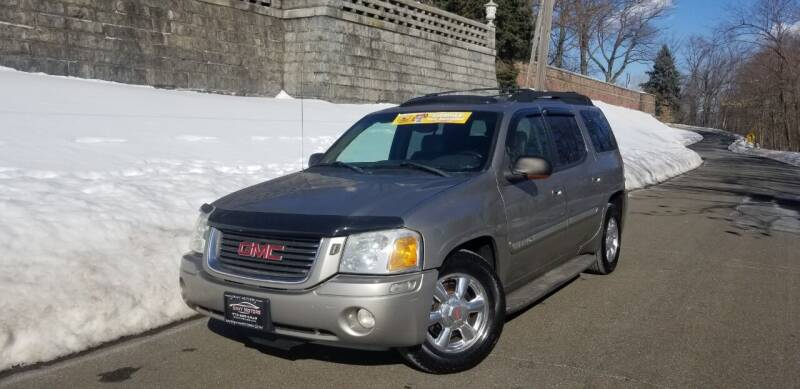 2003 GMC Envoy XL for sale at ENVY MOTORS LLC in Paterson NJ