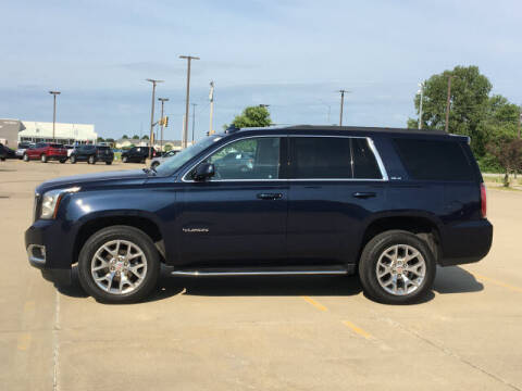 2018 GMC Yukon for sale at LANDMARK OF TAYLORVILLE in Taylorville IL