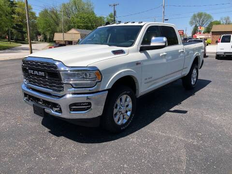 2020 RAM Ram Pickup 2500 for sale at Teds Auto Inc in Marshall MO