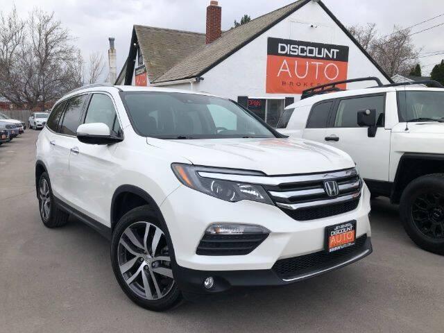 2018 Honda Pilot for sale at Discount Auto Brokers Inc. in Lehi UT