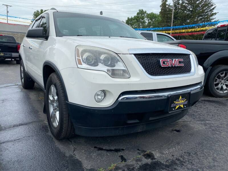2011 GMC Acadia for sale at Auto Exchange in The Plains OH