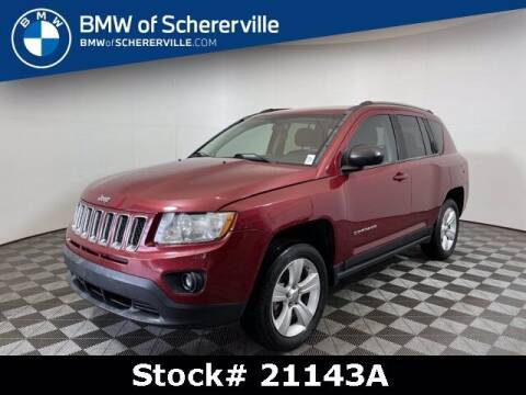 2013 Jeep Compass for sale at BMW of Schererville in Shererville IN