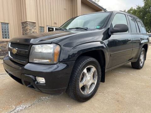 2009 Chevrolet TrailBlazer for sale at Prime Auto Sales in Uniontown OH