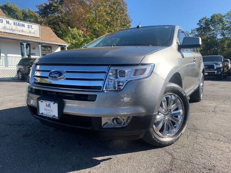 2008 Ford Edge for sale at Mega Motors in West Bridgewater MA