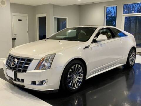 2012 Cadillac CTS for sale at Ron's Automotive in Manchester MD