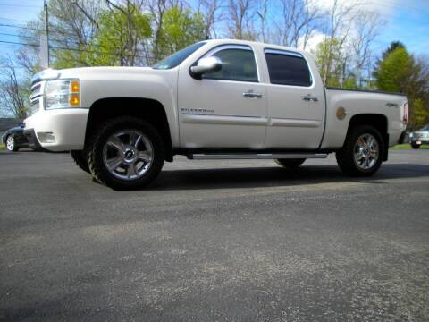2012 Chevrolet Silverado 1500 for sale at Auto Brite Auto Sales in Perry OH