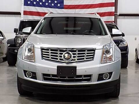 2015 Cadillac SRX for sale at Texas Motor Sport in Houston TX