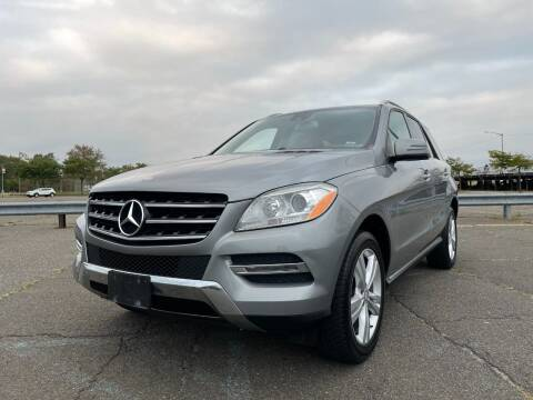 2015 Mercedes-Benz M-Class for sale at US Auto Network in Staten Island NY