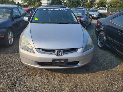 2004 Honda Accord for sale at M & M Auto Brokers in Chantilly VA