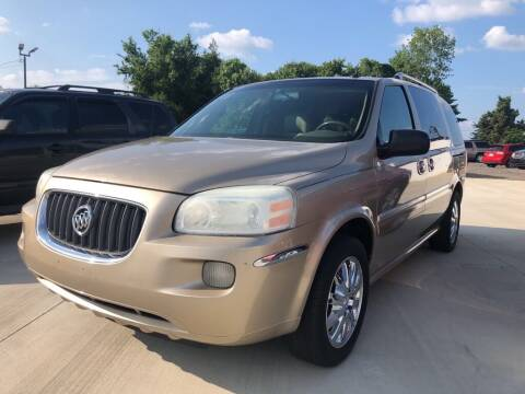 2005 Buick Terraza for sale at Wolff Auto Sales in Clarksville TN