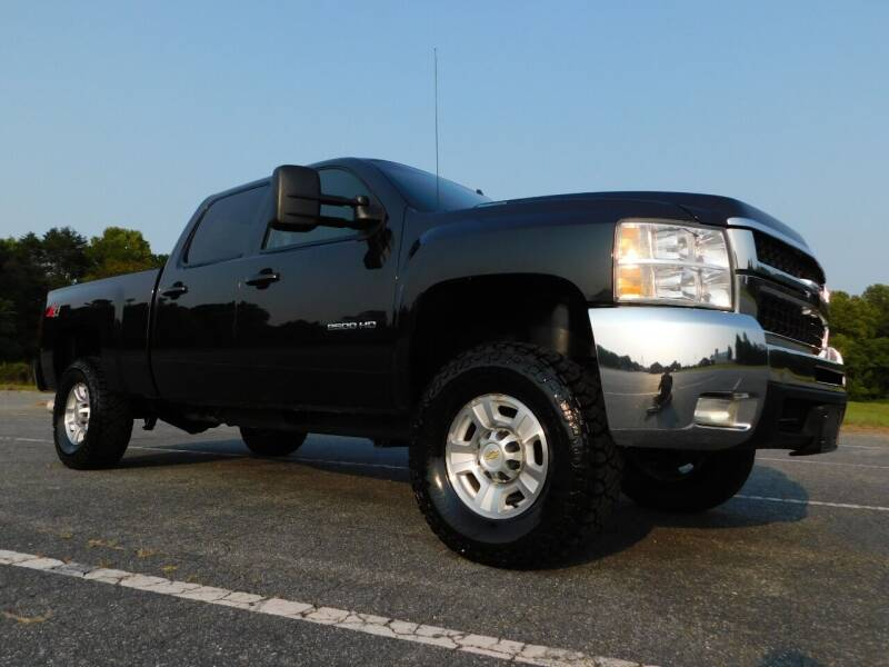 2010 Chevrolet Silverado 2500HD for sale at Used Cars For Sale in Kernersville NC