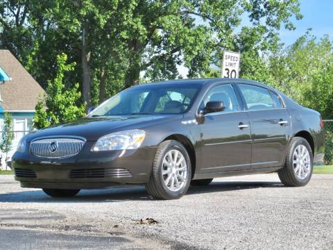 2009 Buick Lucerne for sale at Tonys Pre Owned Auto Sales in Kokomo IN