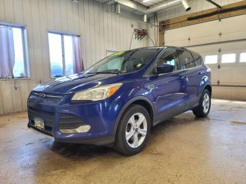 2013 Ford Escape for sale at Sand's Auto Sales in Cambridge MN