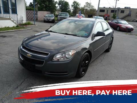 2009 Chevrolet Malibu for sale at E.L. Davis Enterprises LLC in Youngstown OH