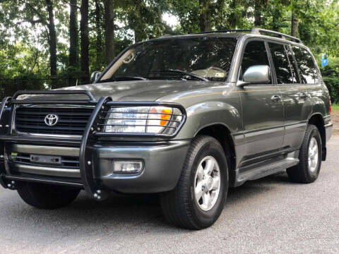 2000 Toyota Land Cruiser for sale at Wheel Deal Auto Sales LLC in Norfolk VA