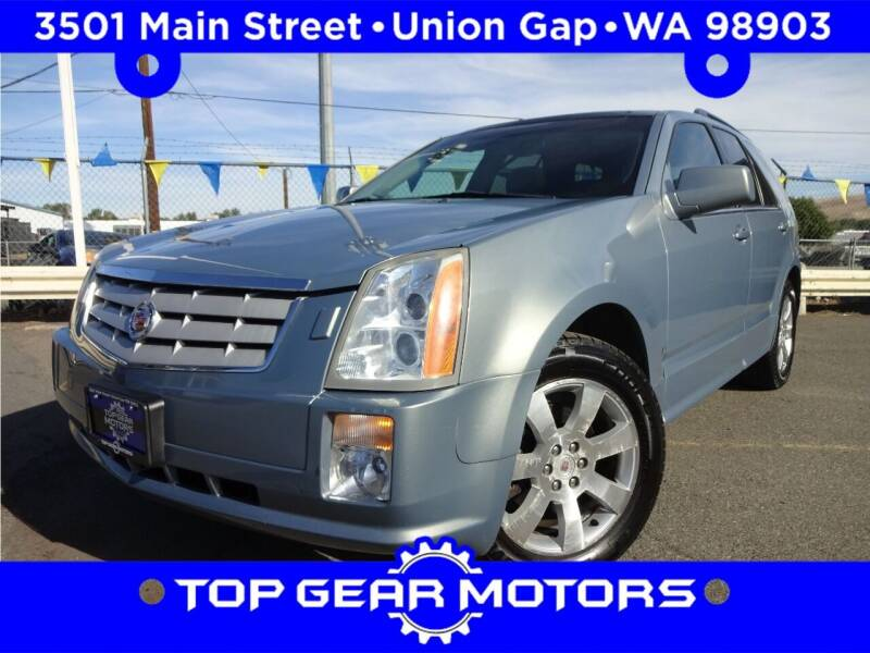 2007 Cadillac SRX for sale at Top Gear Motors in Union Gap WA