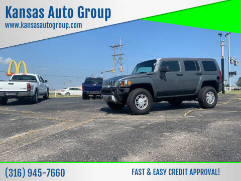 2009 HUMMER H3 for sale at Kansas Auto Group in Wichita KS