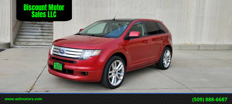 2010 Ford Edge for sale at Discount Motor Sales LLC in Wenatchee WA