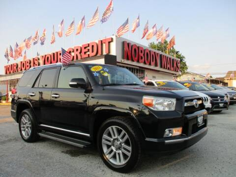 2011 Toyota 4Runner for sale at Giant Auto Mart 2 in Houston TX